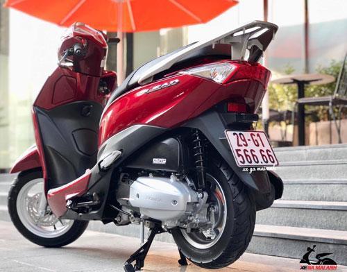 Honda Lead cũ biển số tứ quý 6, giá 63 triệu đồng Ảnh 5