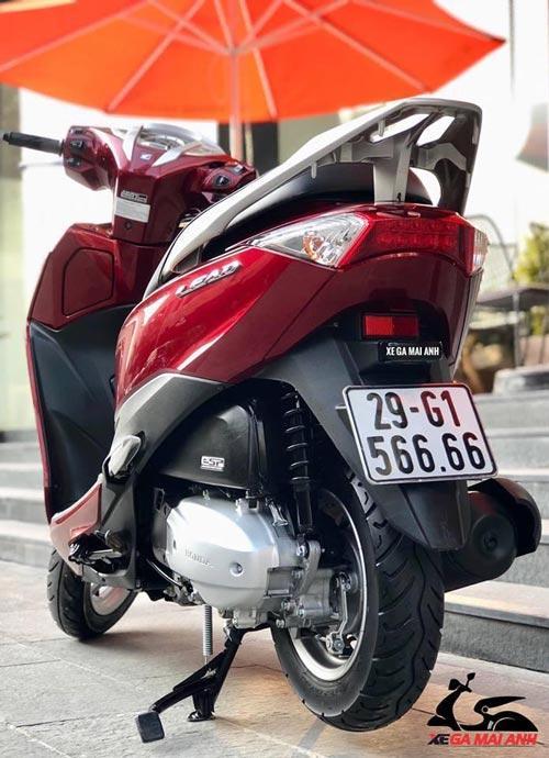 Honda Lead cũ biển số tứ quý 6, giá 63 triệu đồng Ảnh 2