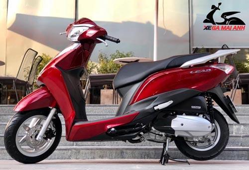 Honda Lead cũ biển số tứ quý 6, giá 63 triệu đồng Ảnh 4
