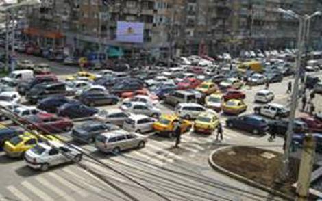 Romania cấm xe hơi cũ vào trung tâm thủ đô Ảnh 1