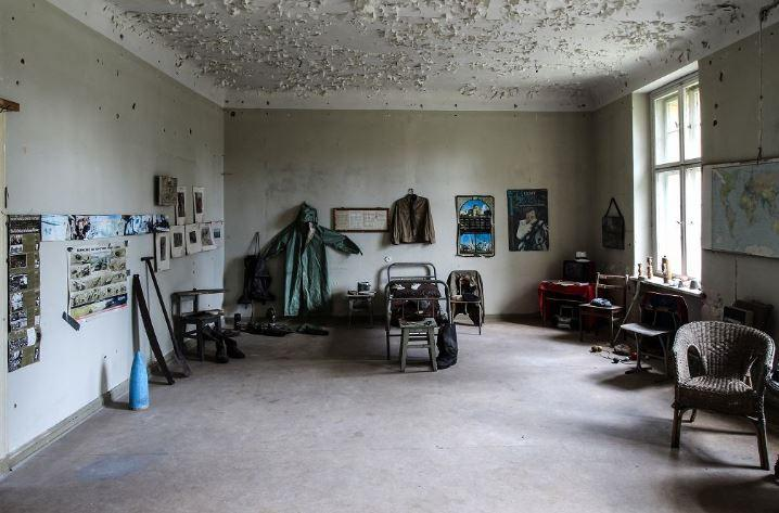 Có gì bên trong 'Tử Cấm Thành' bị bỏ hoang, đổ nát của Liên Xô cũ Ảnh 8