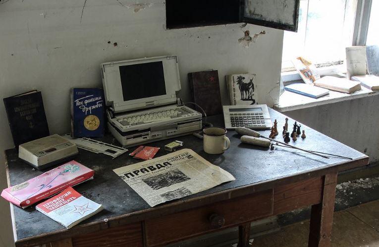 Có gì bên trong 'Tử Cấm Thành' bị bỏ hoang, đổ nát của Liên Xô cũ Ảnh 3