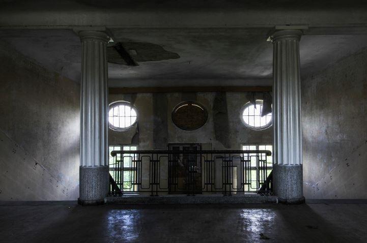 Có gì bên trong 'Tử Cấm Thành' bị bỏ hoang, đổ nát của Liên Xô cũ Ảnh 10