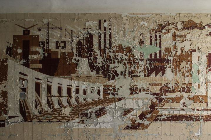 Có gì bên trong 'Tử Cấm Thành' bị bỏ hoang, đổ nát của Liên Xô cũ Ảnh 7