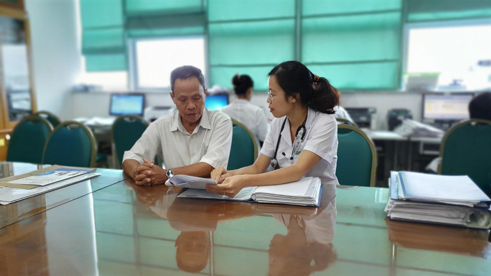 Ghép tế bào gốc điều trị bệnh phổi tắc nghẽn mạn tính cho kết quả khả quan Ảnh 1