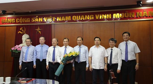 Đồng chí Lê Hải Bình giữ chức Vụ trưởng Vụ Thông tin Đối ngoại, Ban Tuyên giáo TƯ Ảnh 3