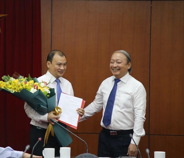 Đồng chí Lê Hải Bình giữ chức Vụ trưởng Vụ Thông tin Đối ngoại, Ban Tuyên giáo TƯ Ảnh 1
