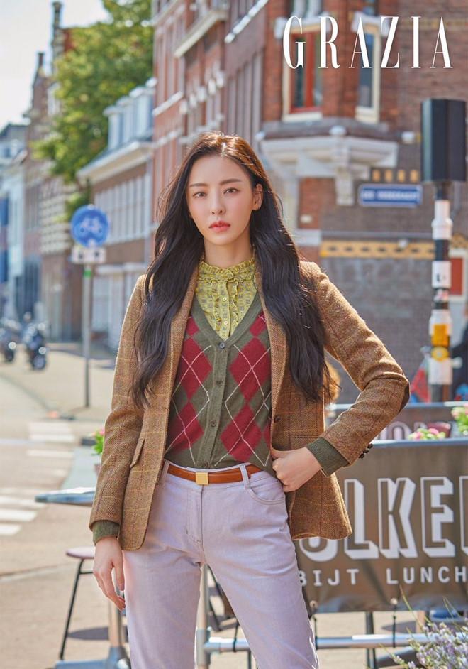 Những mỹ nhân Hàn sở hữu thân hình quyến rũ ở tuổi U40 Ảnh 9