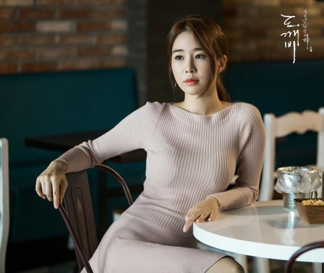 Những mỹ nhân Hàn sở hữu thân hình quyến rũ ở tuổi U40 Ảnh 3