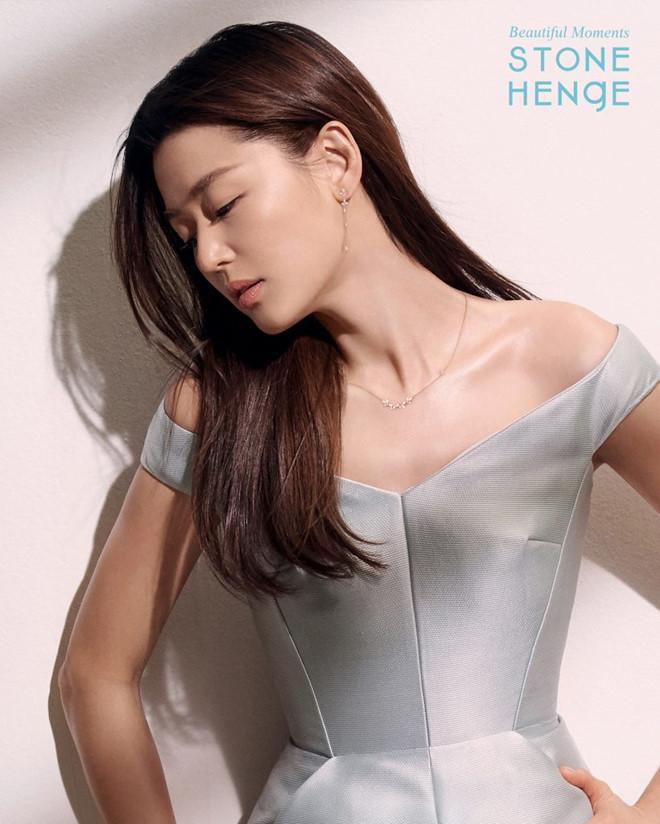Những mỹ nhân Hàn sở hữu thân hình quyến rũ ở tuổi U40 Ảnh 14