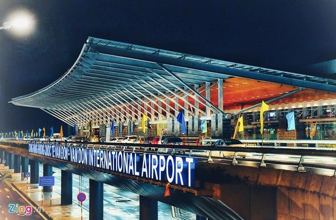 Cảng hàng không quốc tế Vân Đồn nhận giải 'Sân bay mới hàng đầu châu Á' Ảnh 1