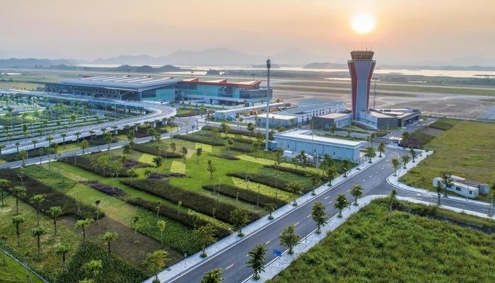 Cảng hàng không quốc tế Vân Đồn nhận giải 'Sân bay mới hàng đầu châu Á' Ảnh 2