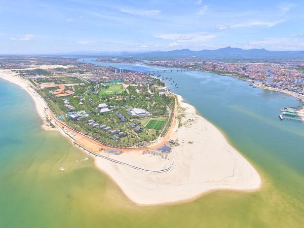 Sun Spa Resort là khu nghỉ dưỡng và biệt thự biển sang trọng nhất thế giới Ảnh 2