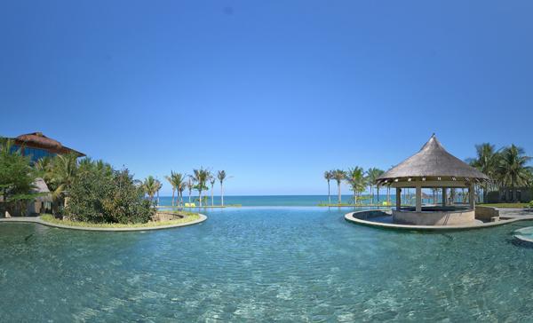 Sun Spa Resort là khu nghỉ dưỡng và biệt thự biển sang trọng nhất thế giới Ảnh 1
