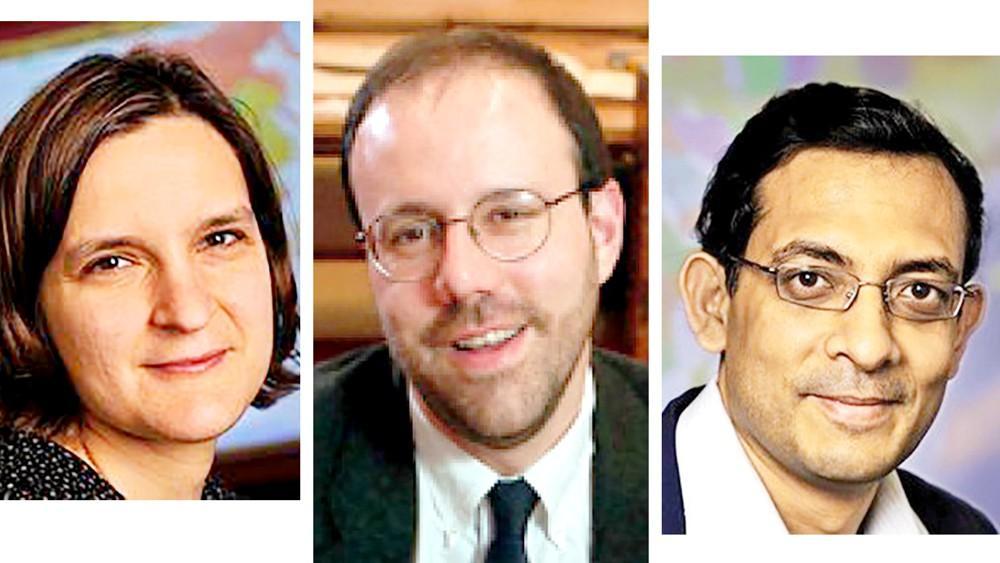 Giải Nobel Kinh tế được trao cho những đóng góp giảm nghèo toàn cầu Ảnh 1