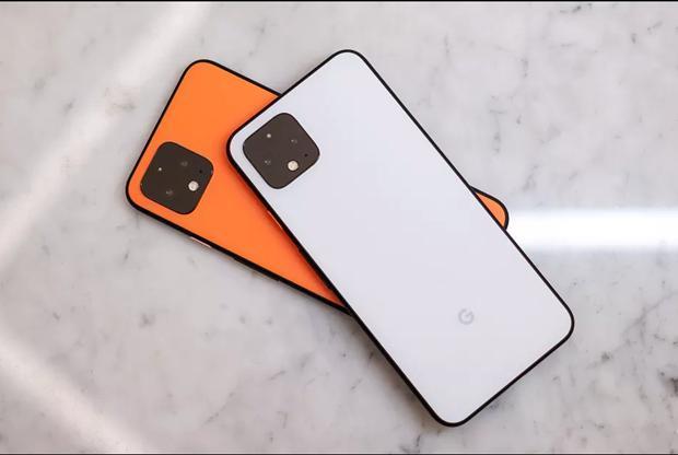Google công bố bộ đôi điện thoại thông minh mới nhất Pixel 4 và 4 XL Ảnh 1