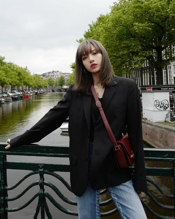 Diệu Nhi cùng dàn mỹ nhân Hàn gợi ý cách lên đồ mặc Blazer đúng chuẩn Thu/Đông Ảnh 3