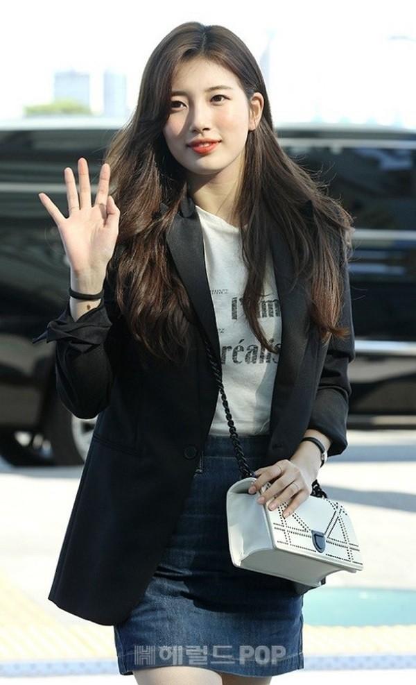 Diệu Nhi cùng dàn mỹ nhân Hàn gợi ý cách lên đồ mặc Blazer đúng chuẩn Thu/Đông Ảnh 8
