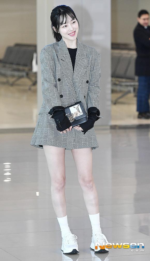Diệu Nhi cùng dàn mỹ nhân Hàn gợi ý cách lên đồ mặc Blazer đúng chuẩn Thu/Đông Ảnh 10