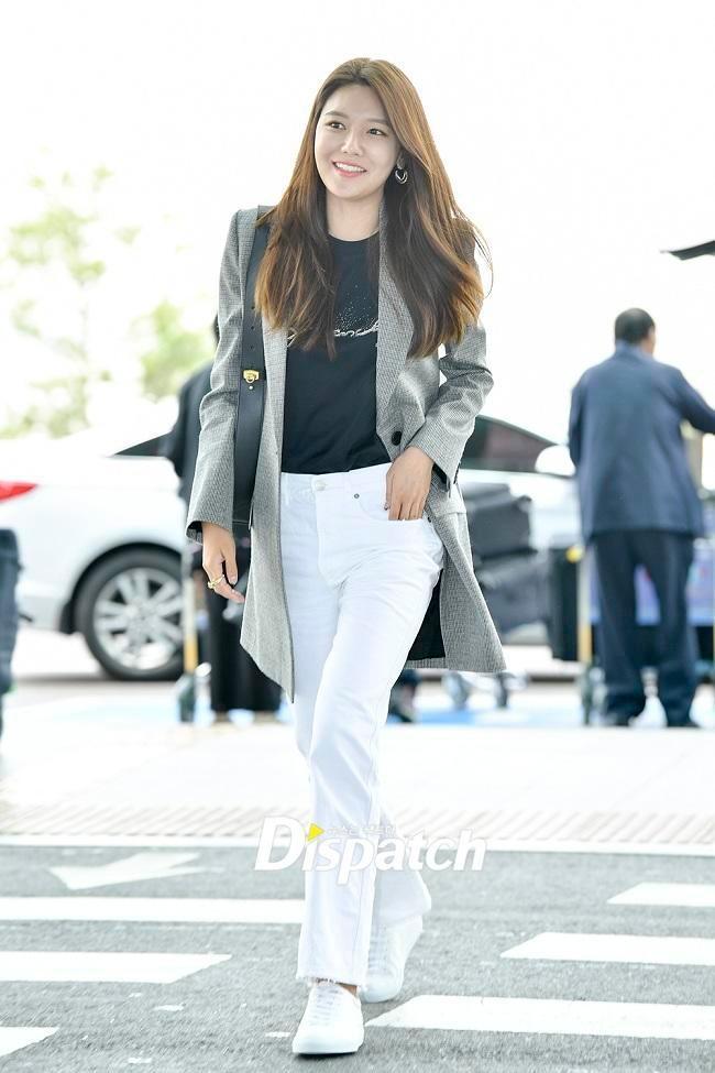 Diệu Nhi cùng dàn mỹ nhân Hàn gợi ý cách lên đồ mặc Blazer đúng chuẩn Thu/Đông Ảnh 6