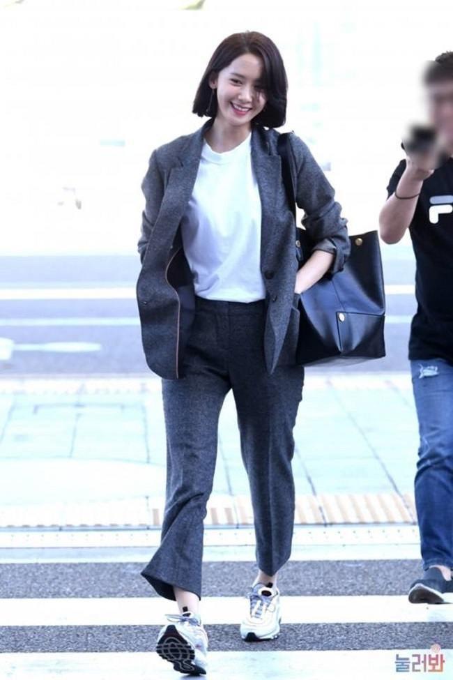 Diệu Nhi cùng dàn mỹ nhân Hàn gợi ý cách lên đồ mặc Blazer đúng chuẩn Thu/Đông Ảnh 5