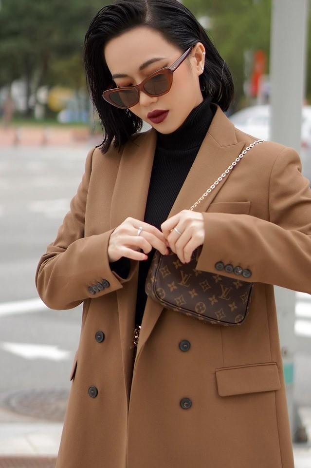 Diệu Nhi cùng dàn mỹ nhân Hàn gợi ý cách lên đồ mặc Blazer đúng chuẩn Thu/Đông Ảnh 11