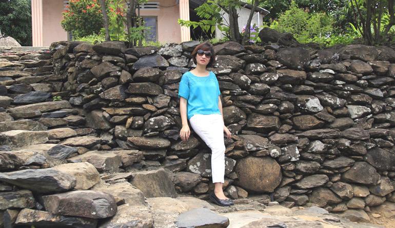 Những 'làng đá' ở An Ninh Đông Ảnh 1