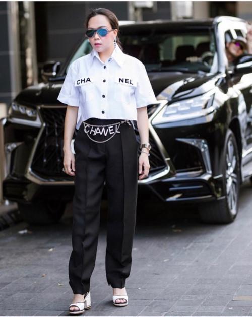 Đụng hàng tỷ phú Kylie Jenner, Phượng Chanel lép vế hoàn toàn về 3 vòng Ảnh 6
