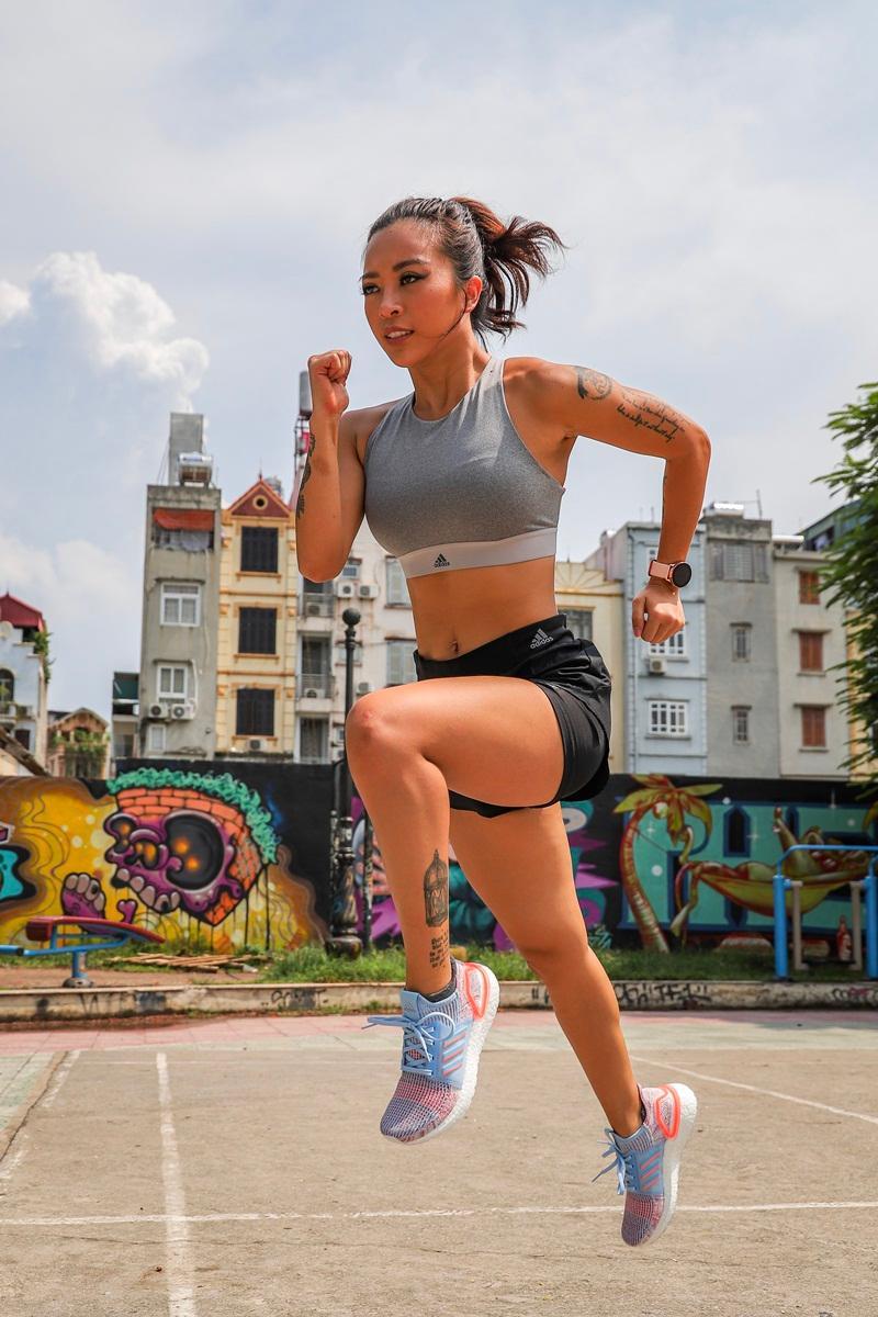 Hana Giang Anh: từ cô nàng fitness đến Youtuber đình đám về giáo dục giới tính Ảnh 3