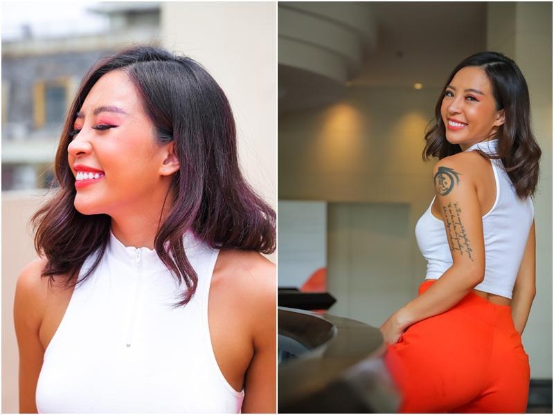 Hana Giang Anh: từ cô nàng fitness đến Youtuber đình đám về giáo dục giới tính Ảnh 1