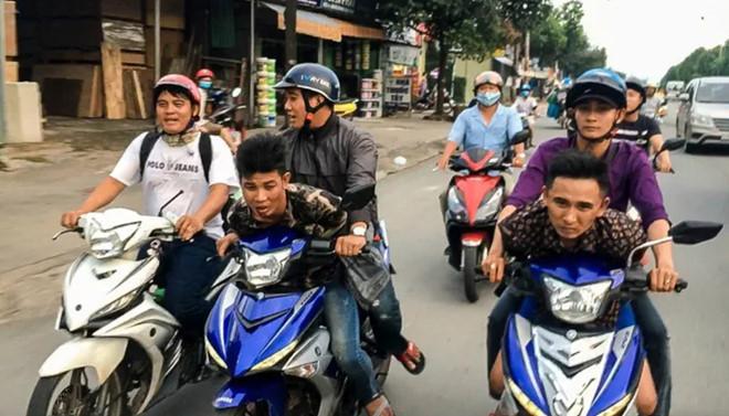 Hiệp sĩ Nguyễn Thanh Hải được tặng xe Exciter mới Ảnh 1