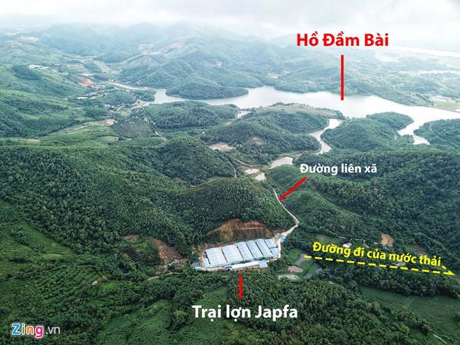 Vụ nước sạch sông Đà: Không có chuyện người Hà Nội dùng nước thải của lợn Ảnh 1