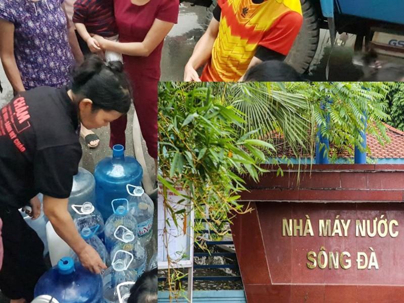Vụ nước sông Đà nhiễm dầu thải: Cần giám sát thường xuyên, bảo vệ nguồn nước cấp Ảnh 2