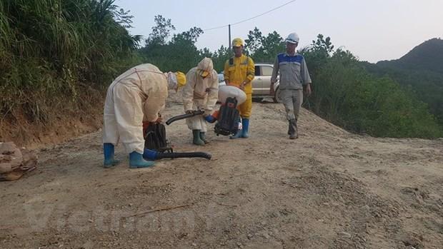Đường đi của chất thải độc hại vào nguồn nước sạch sông Đà Ảnh 2