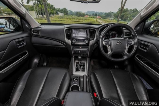 Khám phá Mitsubishi Triton phiên bản đặc biệt Ảnh 2