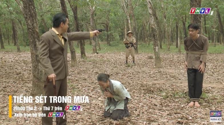 'Tiếng sét trong mưa' tập 43: Thị Bình quỳ gối cầu xin khi thấy Khải Duy định giết con trai Ảnh 2