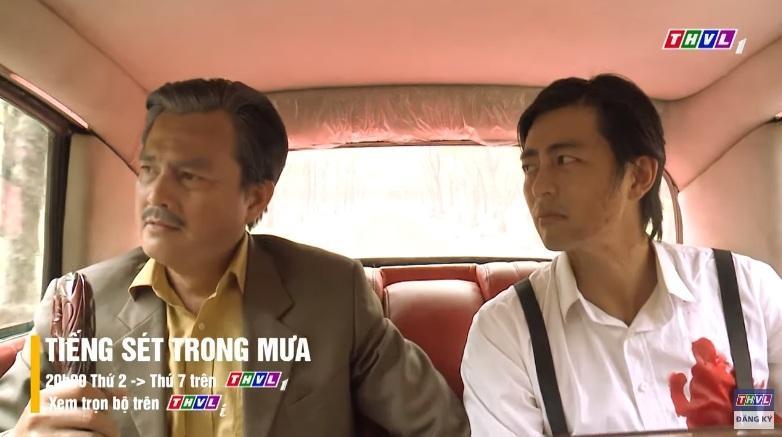 'Tiếng sét trong mưa' tập 43: Thị Bình quỳ gối cầu xin khi thấy Khải Duy định giết con trai Ảnh 1