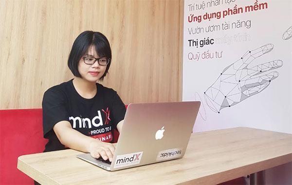 Nữ doanh nhân công nghệ khởi nghiệp năm 19 tuổi Ảnh 1