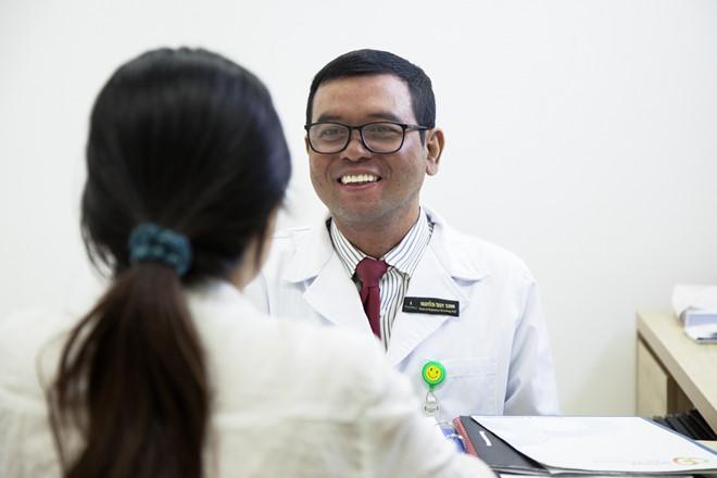 SBRT - phương pháp thay thế phẫu thuật khối u ung thư dưới 5 cm Ảnh 1