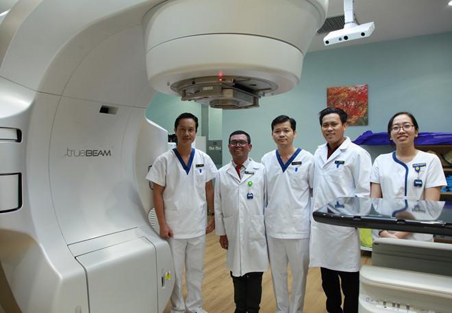 SBRT - phương pháp thay thế phẫu thuật khối u ung thư dưới 5 cm Ảnh 2