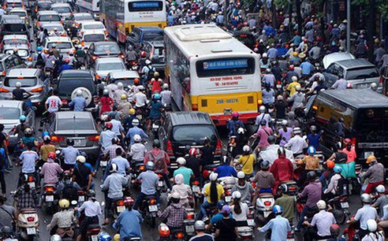 Đề xuất thu phí hạn chế xe cơ giới dựa trên các tuyến đường vành đai Ảnh 1