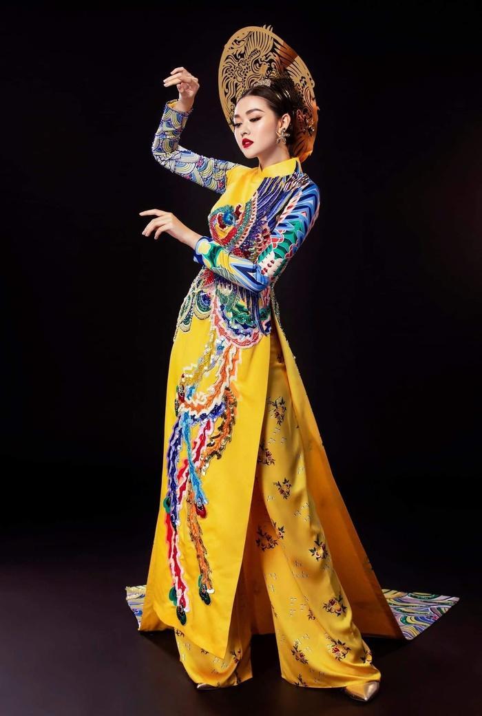 Tường San nhờ fan chọn National Costume: Rồng bay quyền lực hay phượng hoàng rực rỡ? Ảnh 5