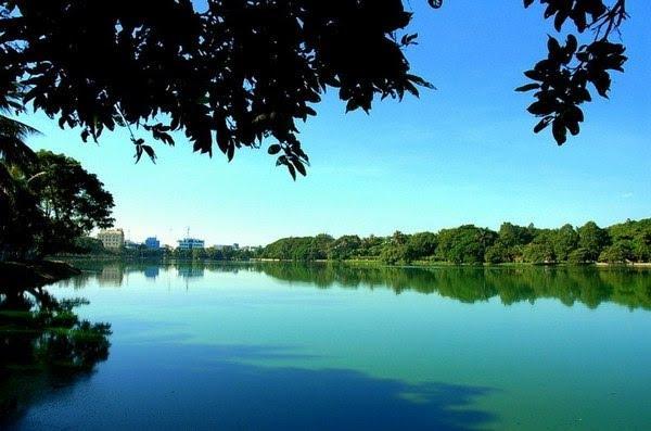 Đà Nẵng dự kiến xây dựng công viên với những màn trình diễn nước ngoạn mục Ảnh 1