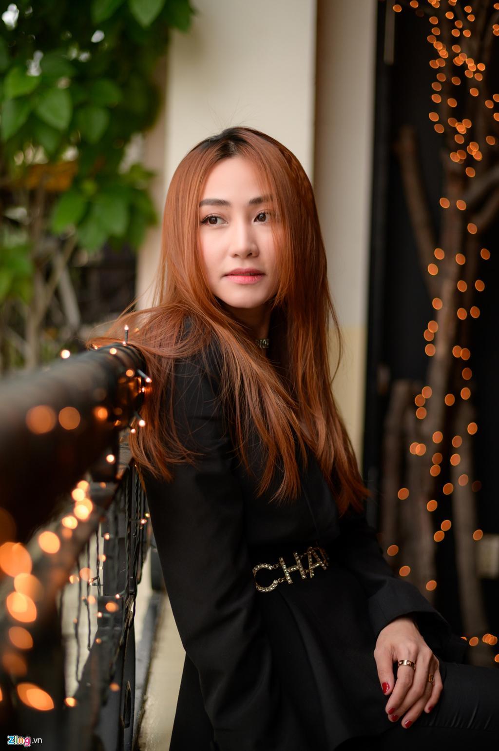 Ngân Khánh: 'Vợ chồng tôi căng thẳng chuyện sinh con sau 4 năm cưới' Ảnh 3