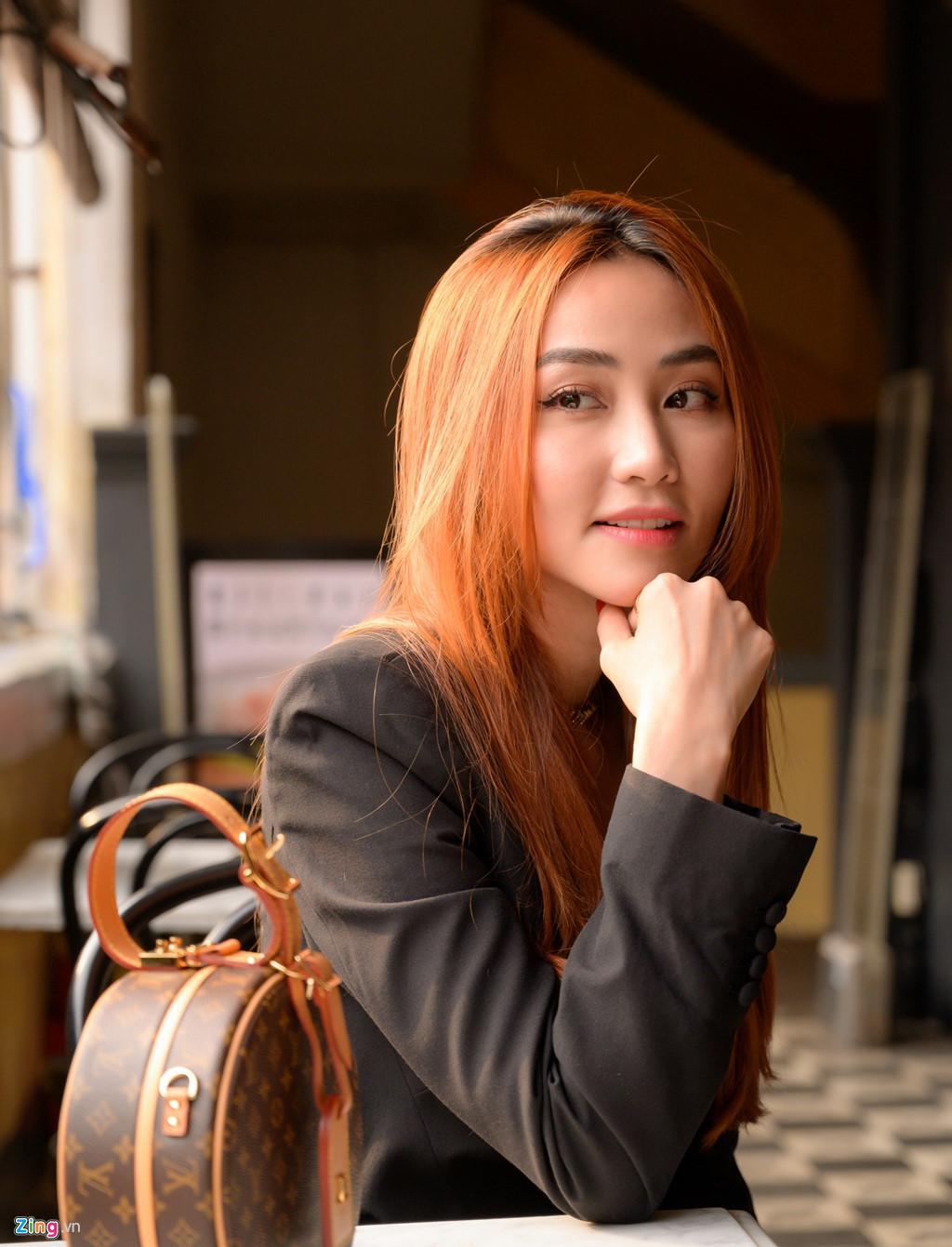 Ngân Khánh: 'Vợ chồng tôi căng thẳng chuyện sinh con sau 4 năm cưới' Ảnh 4