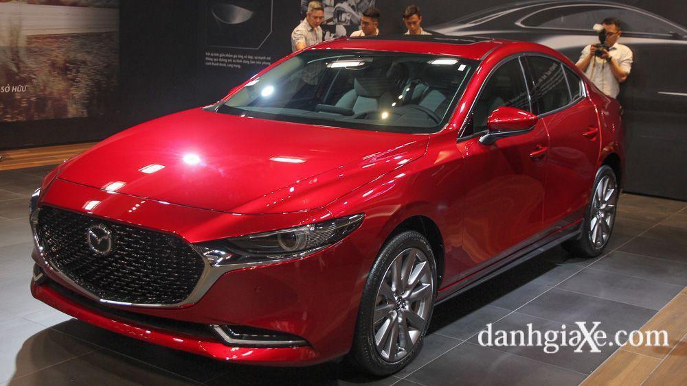 Giá lăn bánh các phiên bản Mazda3 2020 tại Việt Nam Ảnh 1