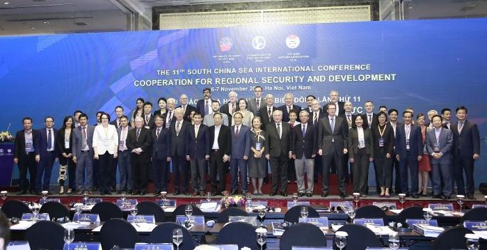Nỗ lực duy trì hòa bình, ổn định và phát triển ở Biển Đông Ảnh 1