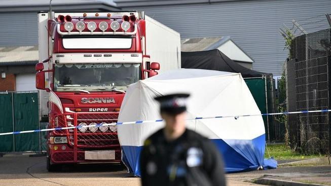 Chính thức công bố danh tính 39 nạn nhân tử vong ở Anh Ảnh 1