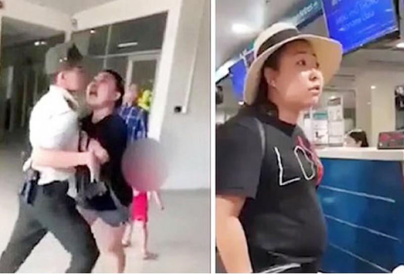 Đại úy Lê Thị Hiền giáng cấp trung úy sau đại náo sân bay... hợp lý? Ảnh 1