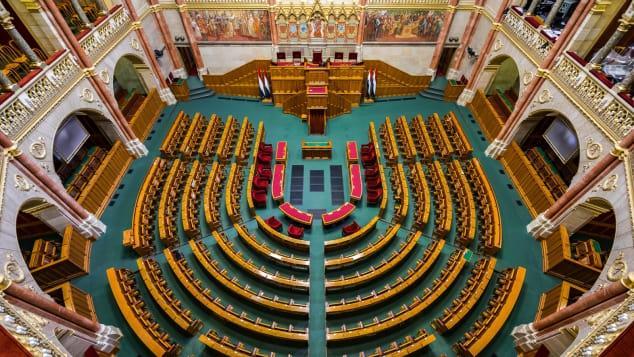 Tòa nhà Quốc hội Hungary có kiến trúc độc đáo nhất thế giới Ảnh 4